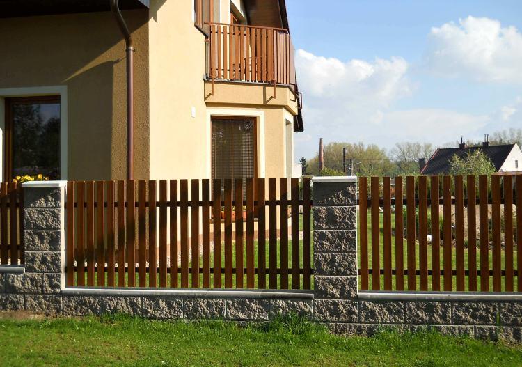 Plastové ploty Renol